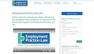 Employment Practice & Law Ltd