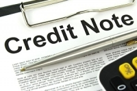 How to Issue a Credit Note