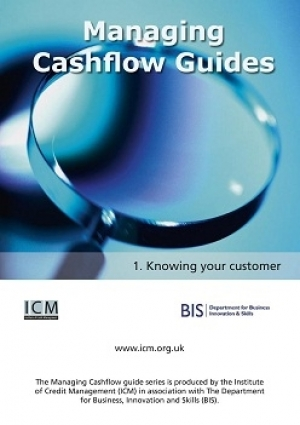 Knowing Your Customer - ICM & BIS Managing Cashflow Series Part One
